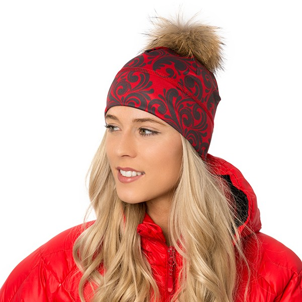Tuque - Victoria - Rouge...