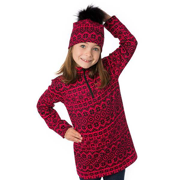 Half-zip sweater - Oslo...