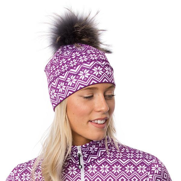 Toque - Oslo - Purple/White...