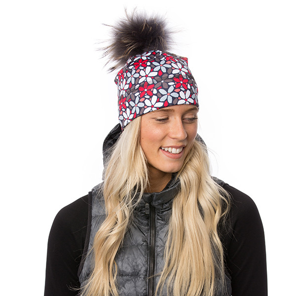 Tuque -  Clara - Blue black...