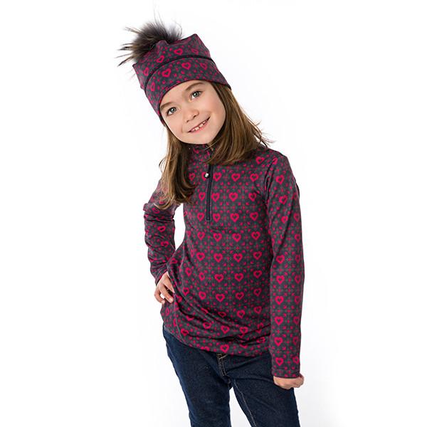 Half-zip sweater - Ema...