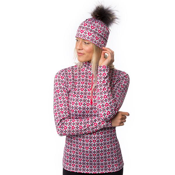 Half-zip sweater - Ema -...