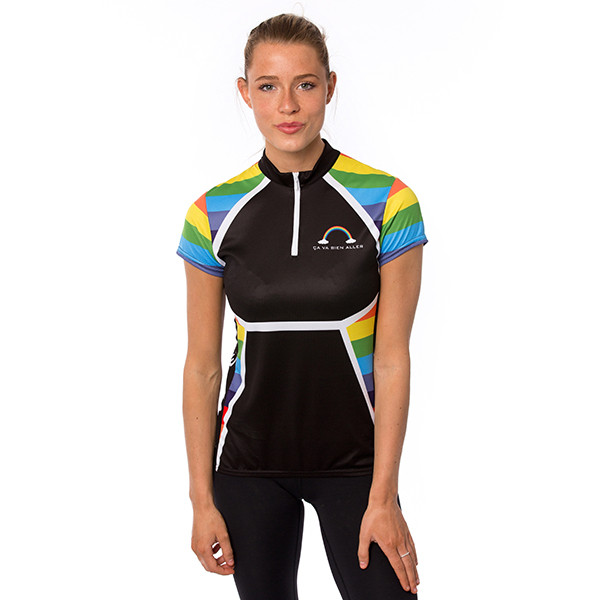 Cycling jersey - Ça va bien...