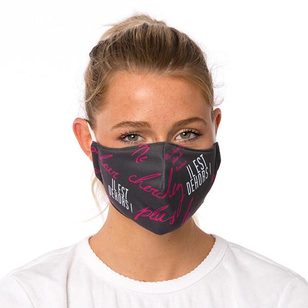 Mask - Ne cherchez plus le...