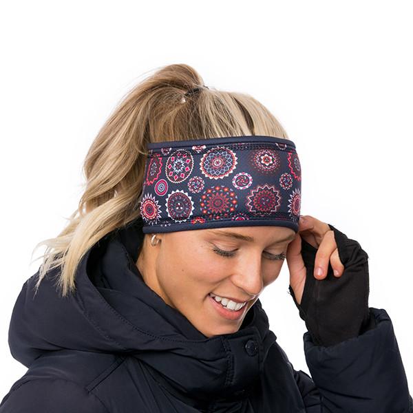 Lined headband - Dubai -...
