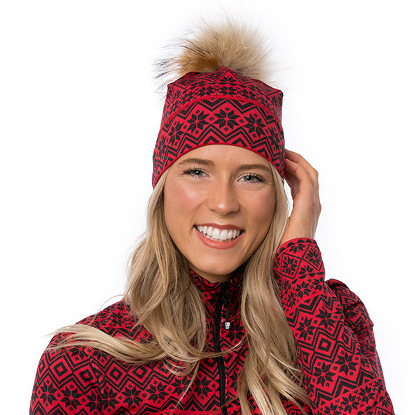 Tuque - Oslo - Rouge...