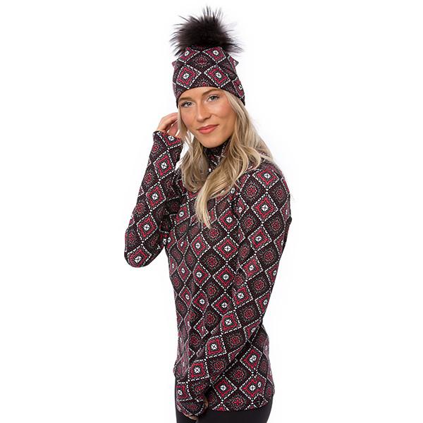 Half-zip sweater - Kayla...