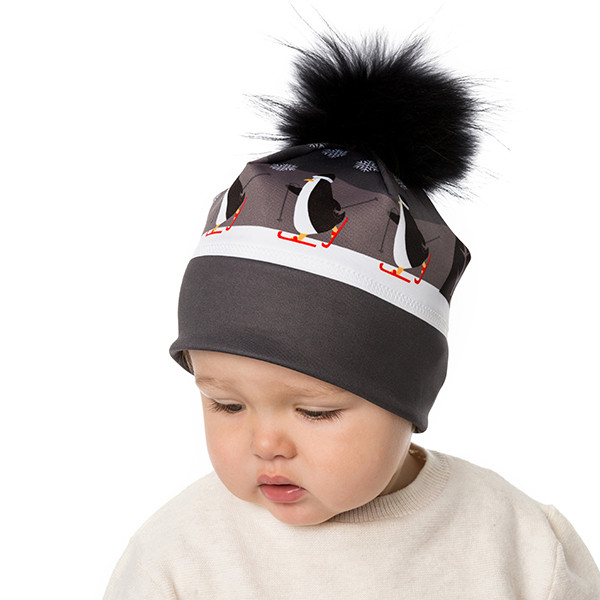 Tuque - Pingouins -...