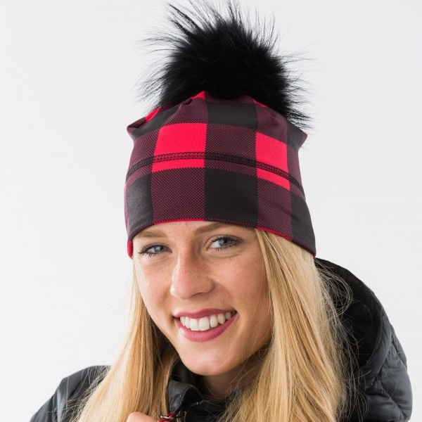 Toque - Plaid -...