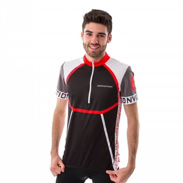 Cycling jersey - Plus Loin...
