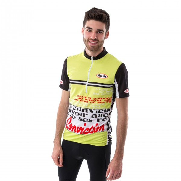 Cycling jersey - Espresso -...