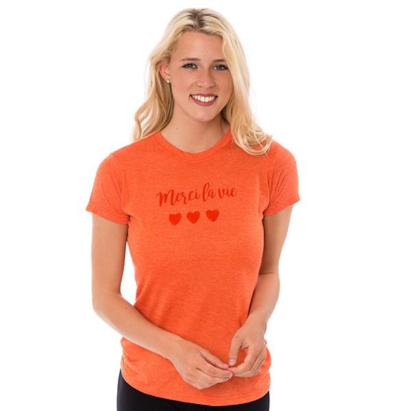 T-shirt - Merci la vie