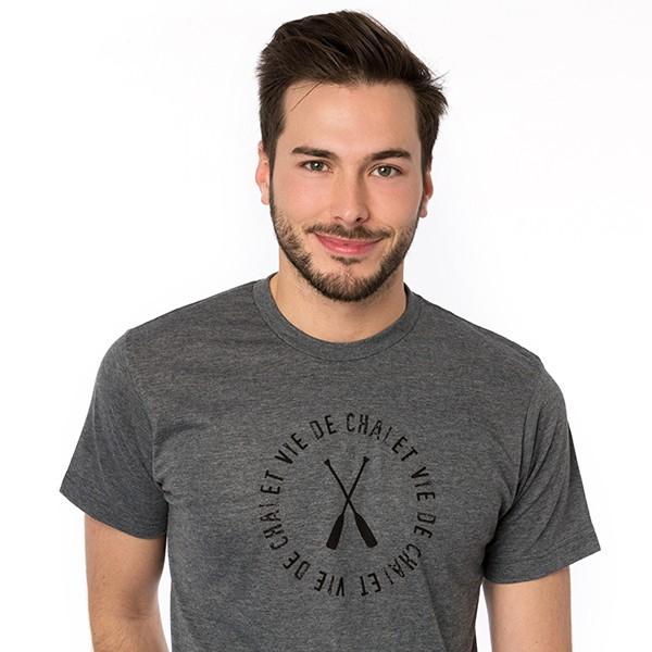 T-shirt - Vie de chalet...