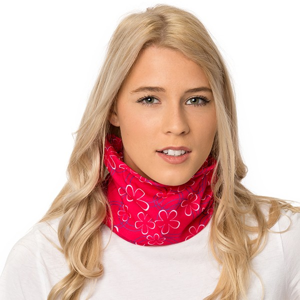 Multifunctional neckwear -...