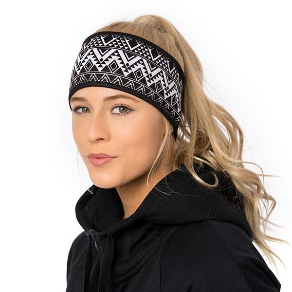 Lined headband - Ibiza -...