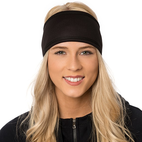 Lined headband  - Plain -...