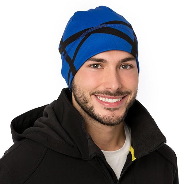 Tuque - Boomerang - Bleu/Noir