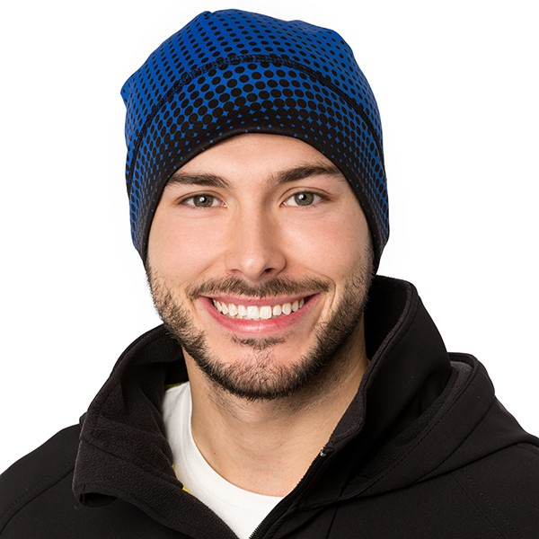 Tuque - Strategic - Bleu/Noir