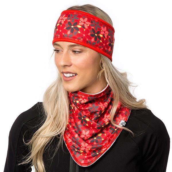 Lined headband - Clara