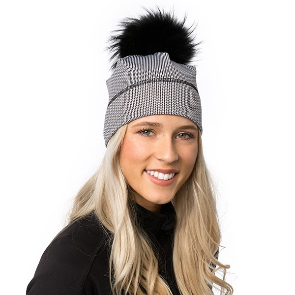 Tuque - Motif Lainage-...