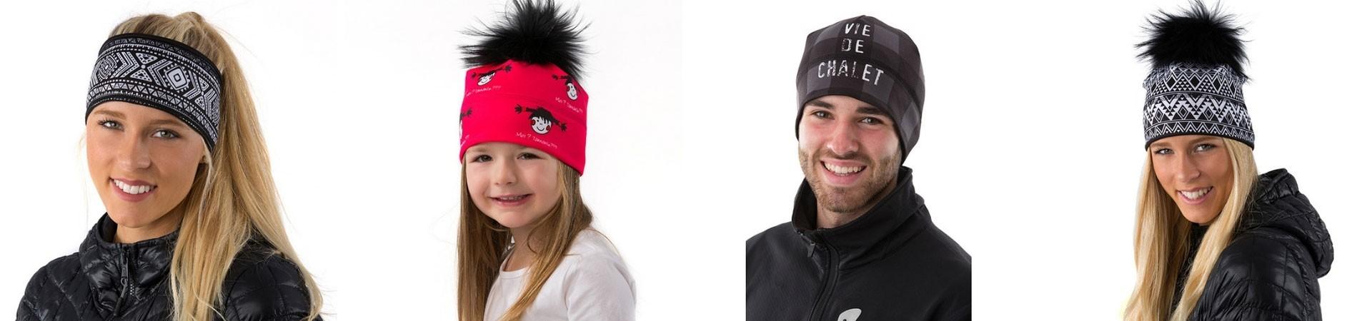 Tuques originales pour hommes, femmes et enfants – Qualité durable