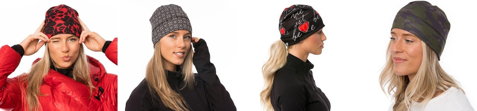 Tuques originales pour femmes en acrylique -  Qualité durable